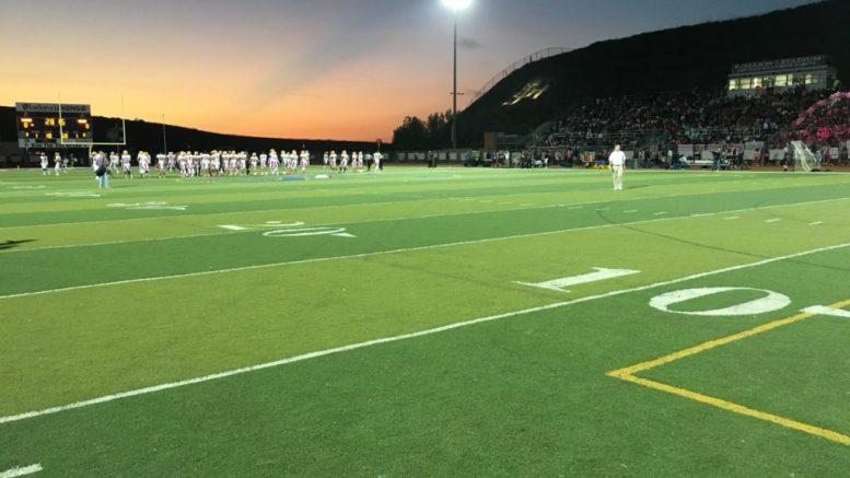 San Juan Hills football
