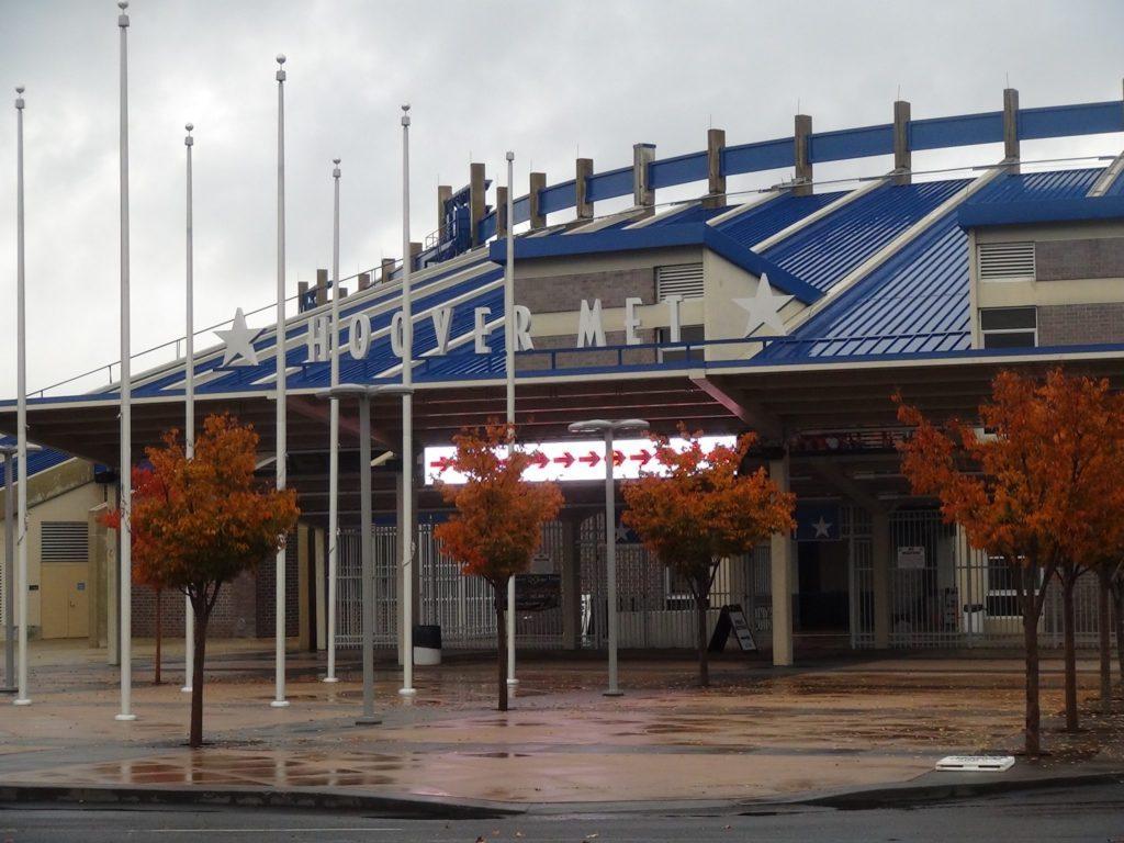 Hoover Metropolitan Stadium