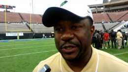 Roland Smith high school football coach