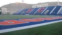 Fertitta high school football field