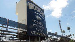 St. John Bosco football field