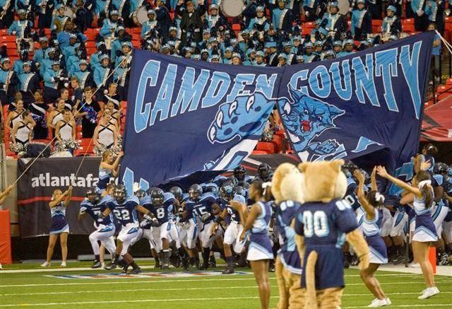 Camden County football