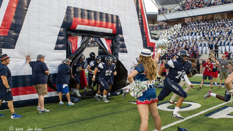 Allen Eagles football