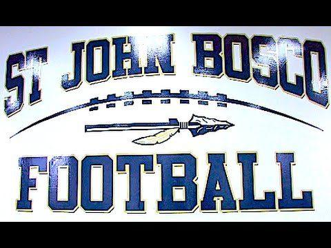 St. John Bosco football