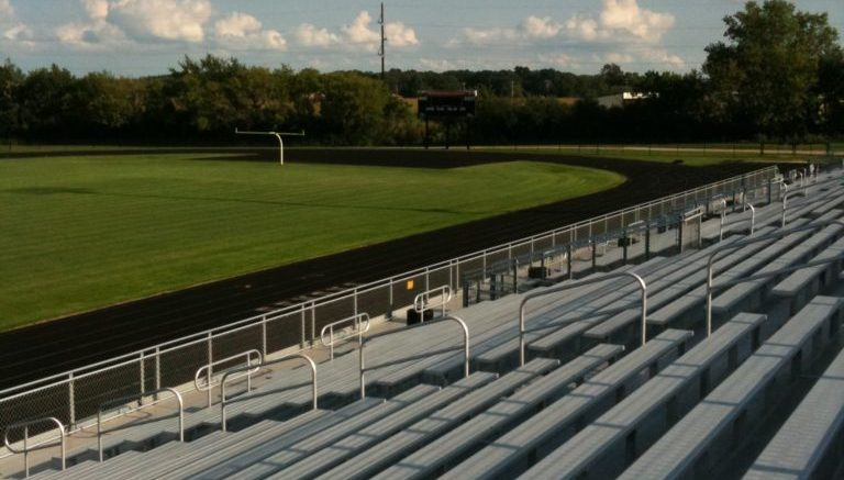 Burlington high school football