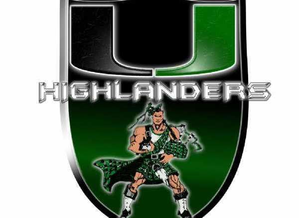 Upland Highlanders football