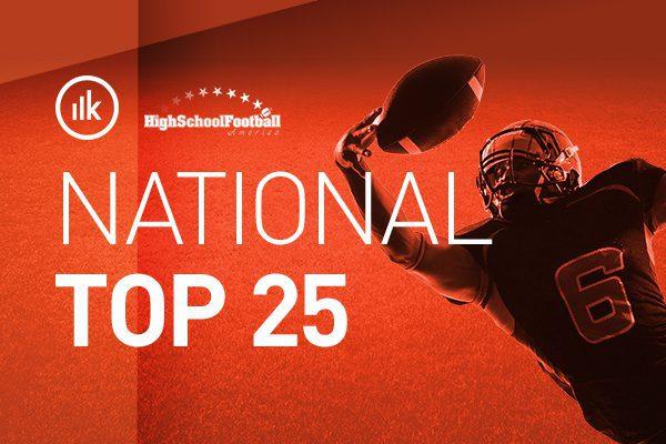 High School Football America Top 25