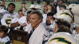 Dave White Edison football