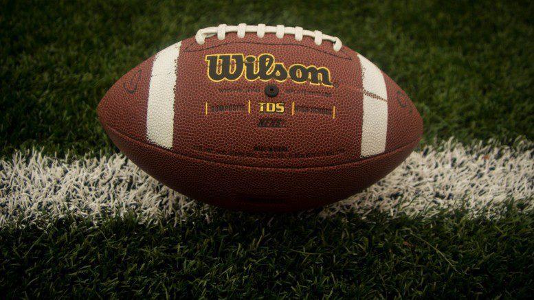 football injury