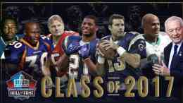 hall fo fame class of 2017