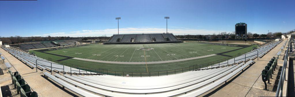 southlake carroll dragon stadium