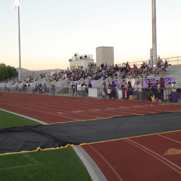 Valencia high school football