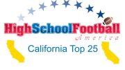 California Top 25