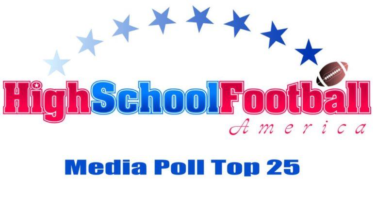 Top 25 Media Poll