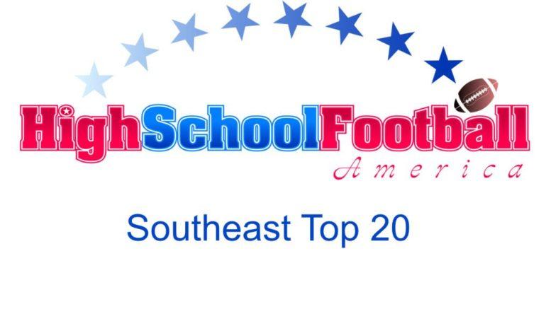 Southeast Top 20