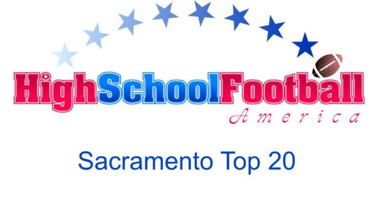 Sacramento Top 20