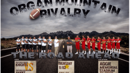 organ mountain rivalry