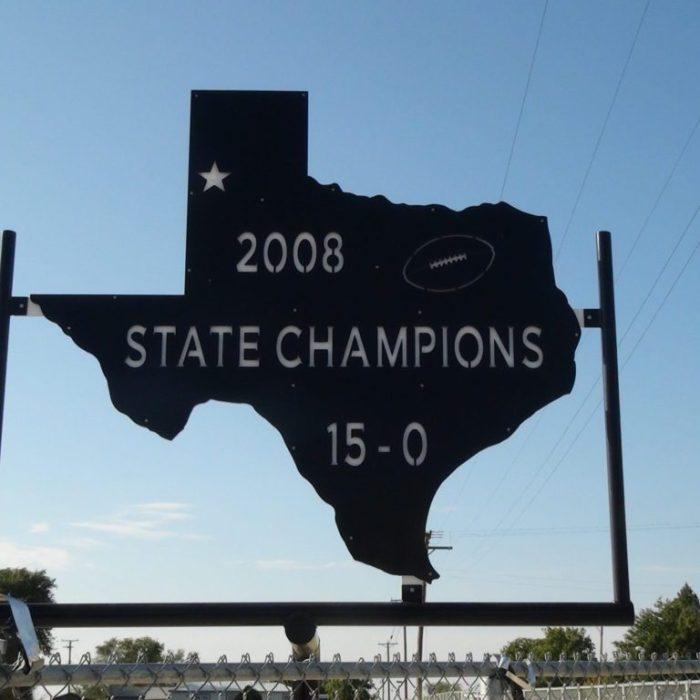Benny Douglas Stadium Muleshoe Texas