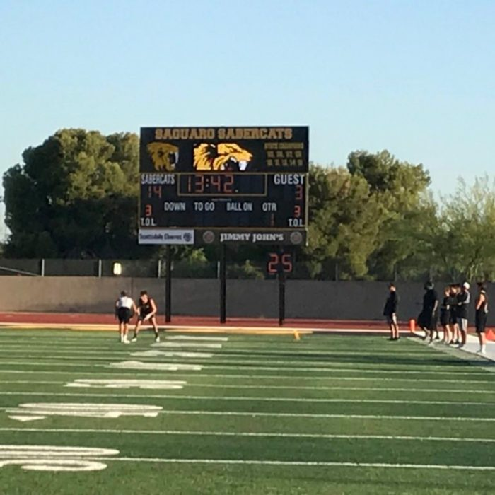 saguaro football