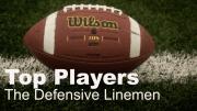 defensive lineman