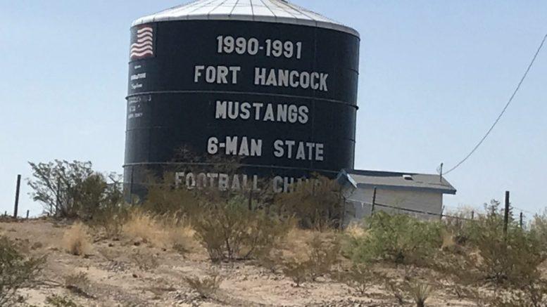 fort hancock football