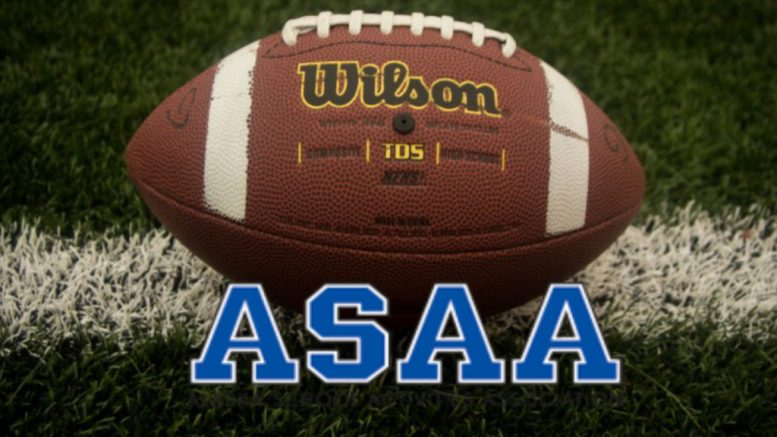 alaska high school football