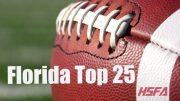 Florida Top 25 high school football