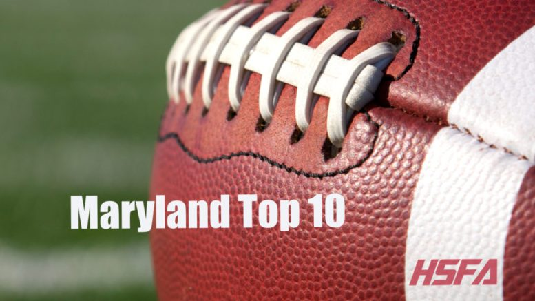 maryland top 10