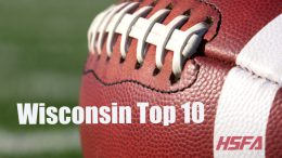 wisconsin high school football top 10