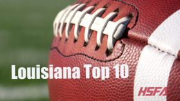 Louisiana high school football Top 10