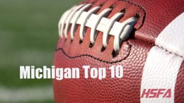 Michigan high school football Top 10