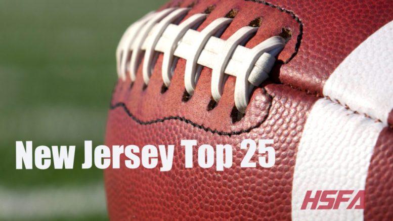 New Jersey high school football Top 25