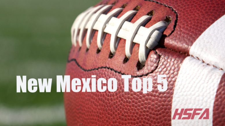 New Mexico Top 5