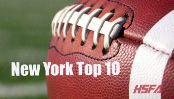 New York Top 10 - Week 6 - High School Football America