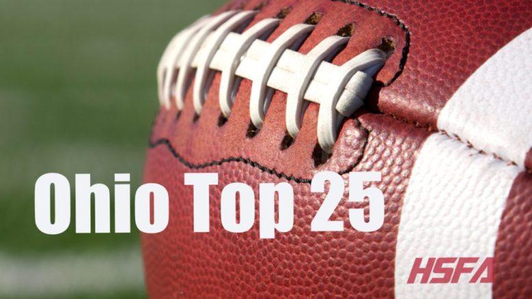 ohio top 25