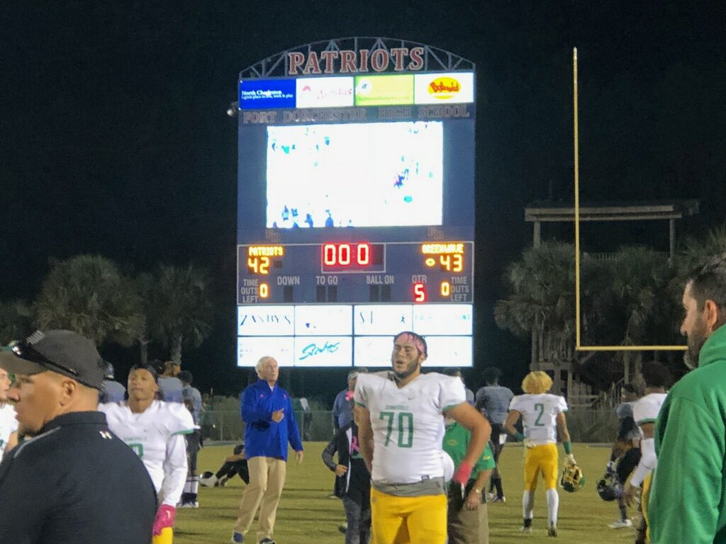 South Carolina Summerville Beats State Ranked Fort Dorchester In 2