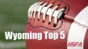 wyoming high school football top 5