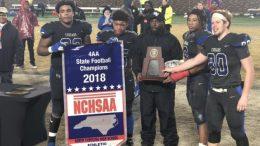 north carolina high school football championship