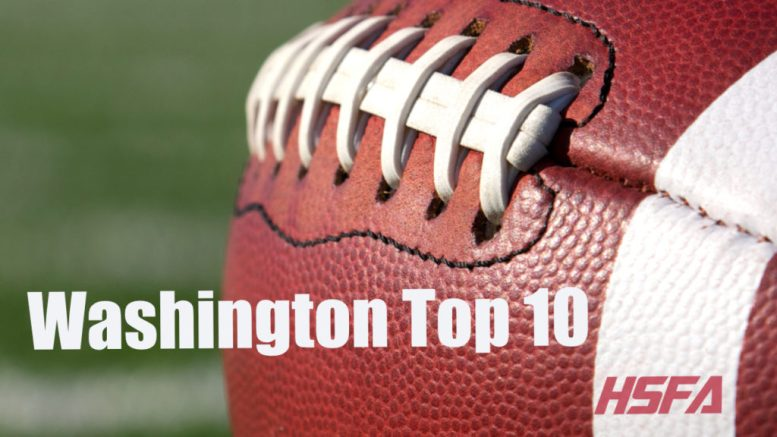 washington high school football top 10