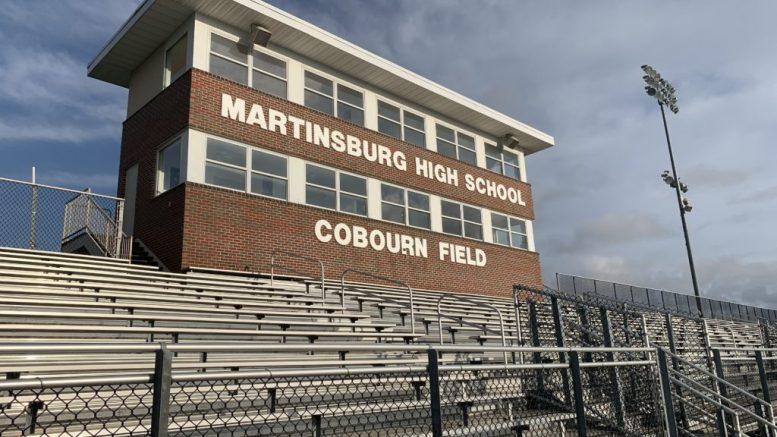 martinsburg football