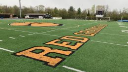 Red Grange high school football field