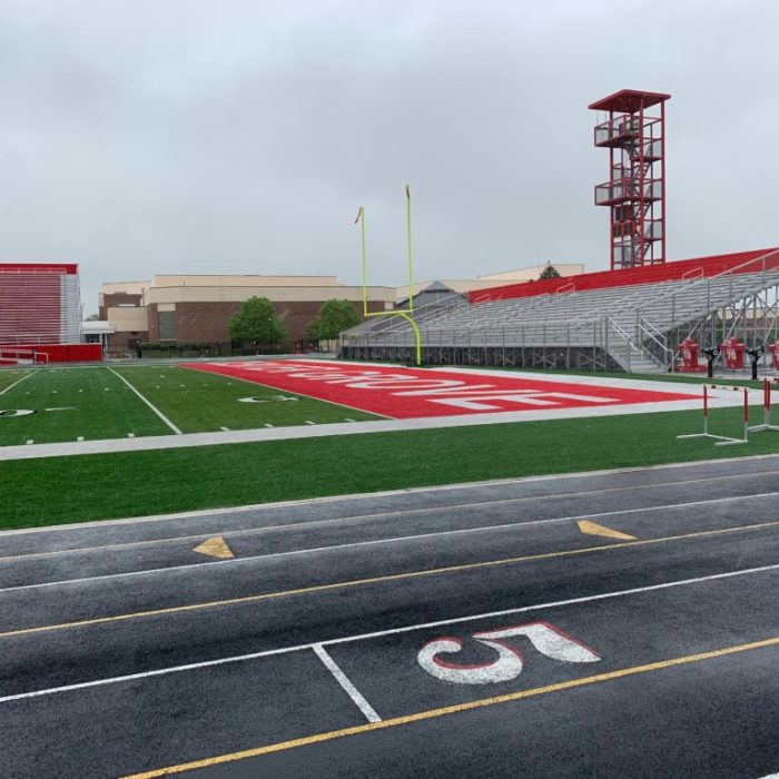center grove high school football