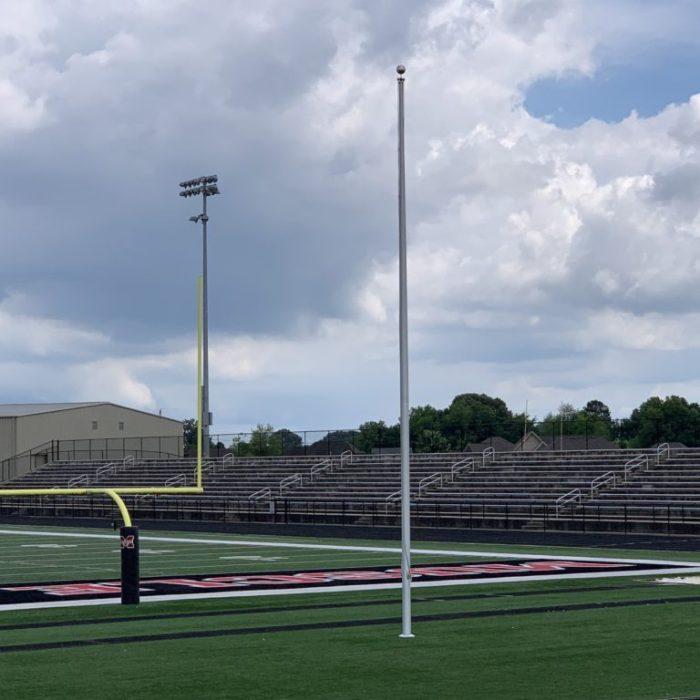 muscle shoals high school football