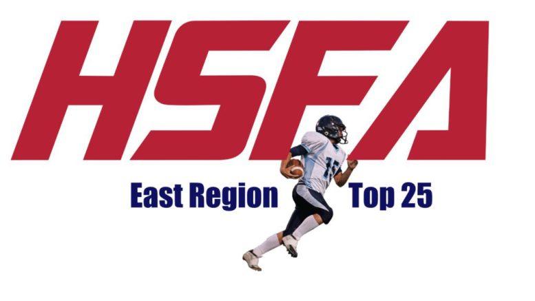 east region top 25