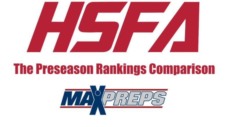 high school football rankings
