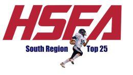 south region top 25