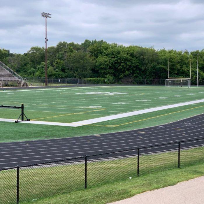 Rockford Swanson hgh school football stadium