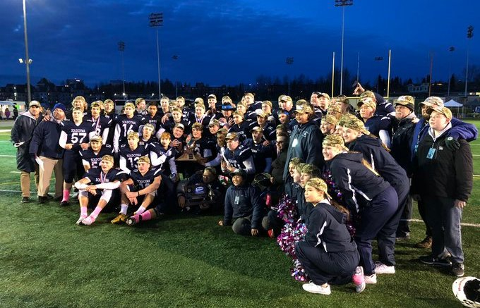 soldotna high school football