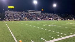central high school football