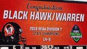 black hawk football